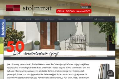 STOLMMAT - Budowa Domu z Bali Warszawa