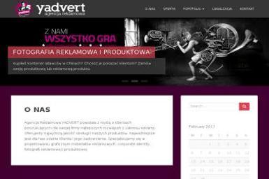 YADVERT agencja reklamowa - Programista Sosnowiec