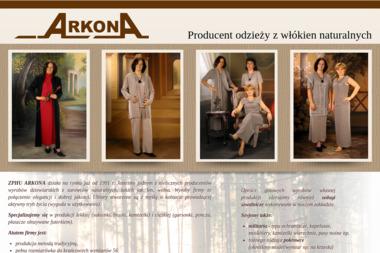 Zaklad Produkcyjno Handlowo Uslugowy Arkona - Szwalnia Lebork