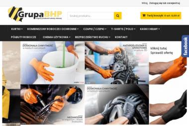 Bhp serwis - Odzież robocza Brzesko