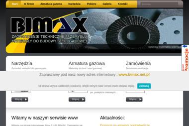 P.H.U. Bimax - Baterie Słoneczne Witaszyce