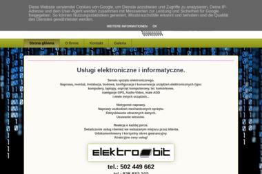 ELEKTRO-BIT - Programista Łomża