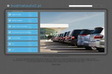 Budmat Auto 2 Salon Ford - Samochody osobowe Ciechanów