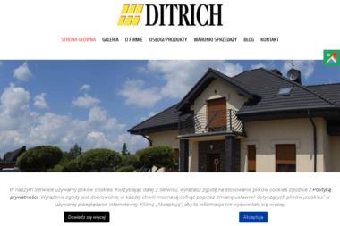 PHU DITRICH - Kostka betonowa Pabianice
