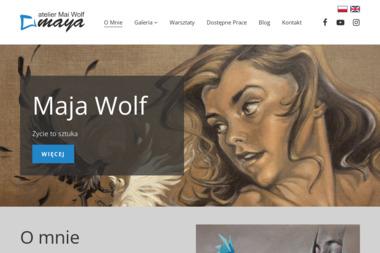 Maja Wolf - malarstwo i projektowanie - Kuchnie Toruń
