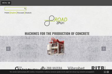 ROAD Sp. z o.o. - Maszyny budowlane różne Włoszczowa