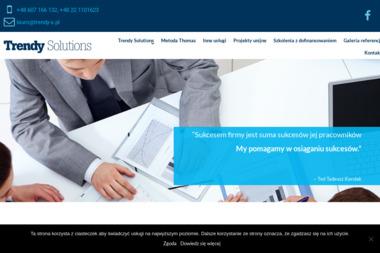 Trendy Solutions - Doradztwo Kadrowe Warszawa