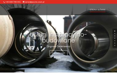 Usługi Instalacyjno-Budowlane Zbigniew Świaniewicz - Architekt krajobrazu Kleosin