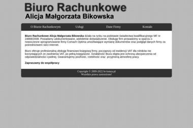 Biuro Rachunkowe Alicja Małgorzata Bikowska - Kredyt hipoteczny Łomża