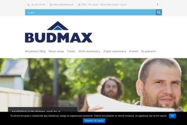 Budmax - Pokrycia dachowe Pabianice