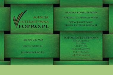 Fopro - Sklep internetowy Zielona Góra