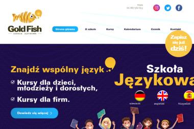 Szkoła Języka Angielskiego Gold Fish - Język hiszpański Marki