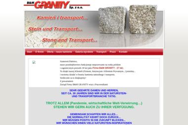 PP-U B&M Granity Sp. z o.o. - Piach Wrocław