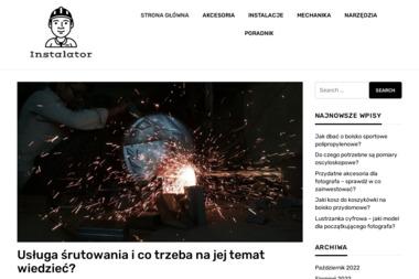 INSTALATOR3 Instalacje Sanitarne i Grzewcze - Zawory Hydrauliczne Białystok