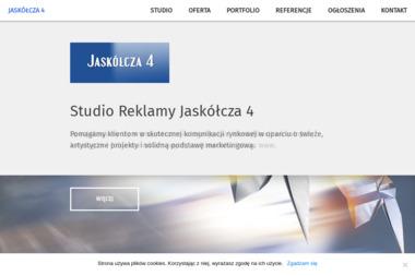 Studio Reklamy Jaskółcza 4 - Projektowanie logo Kraków