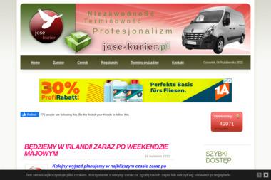 Jose-Kurier - Firma transportowa Zgorzelec