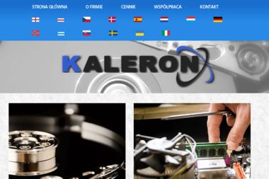 Serwis komputerowy Kaleron - Naprawa komputerów Jelcz-Laskowice