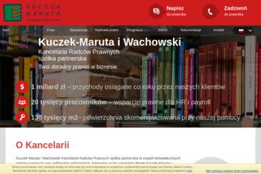 Kuczek-Maruta Kancelaria Radców Prawnych Beata Kuczek-Maruta - Usługi Detektywistyczne Kraków