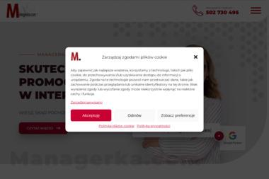 Managerka.com - Fryzjer Warszawa