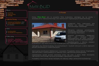 Maw-Bud.pl - Tynki maszynowe Kłoczew