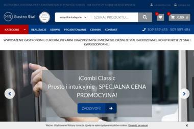 MR GASTRO STAL - Sprzedaż Okien Aluminiowych Poznań