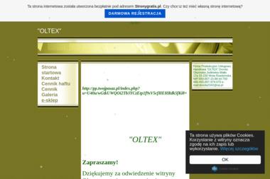 Oltex - Wyposażenie sypialni Tarnów