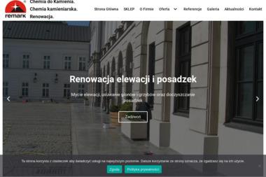 """ZUW """"REMARK"""" M. Kołodziejczyk - Balustrady Warszawa"""