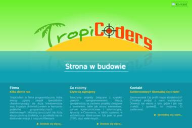 TropiCoders Karol Tomala - Firmy informatyczne i telekomunikacyjne Piaseczno
