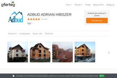 ADBUD - Budowa domów NIEGOWONICE