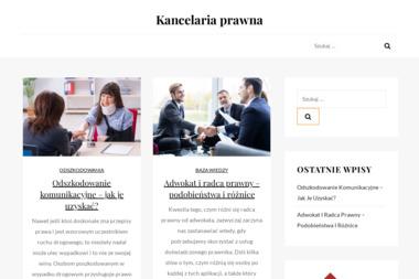 FHF KANCELARIA PRAWNA RADCA PRAWNY PIOTR FLATOW filia w Warszawie - Prawo Warszawa