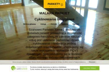 Malara Parkiet - Cyklinowanie Gorzów Wielkopolski