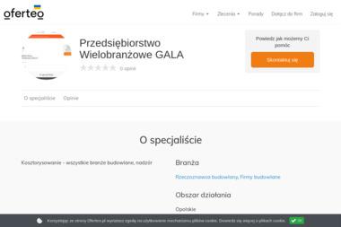 Przedsiębiorstwo Wielobranżowe GALA - Rzeczoznawca budowlany Opole