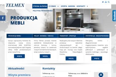 TELMEX Sp. z o.o. - Przeprowadzki Białystok