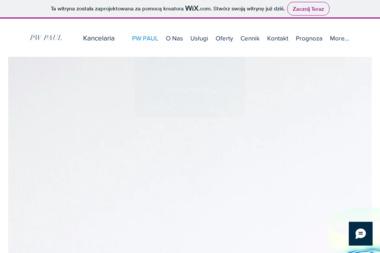 """""""PAUL"""" - Domy Jednorodzinne Piotrków Tryb."""