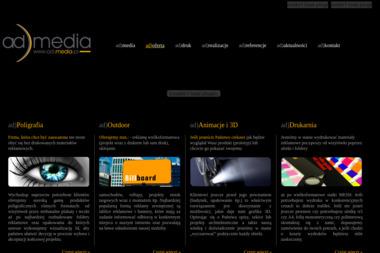 Ad)Media Agencja Reklamowa - Naklejki Brzesko