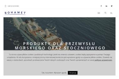 """Jarosław Halarewicz Henryk Bogusz """"Bohamet Armatura"""" SP.J - Okna aluminiowe Ciele"""