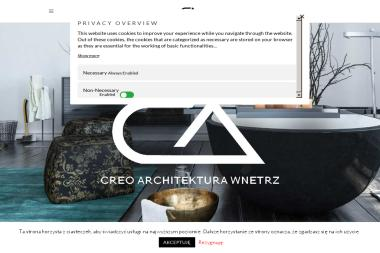 CREO-architektura wnętrz - Projektowanie ogrodów Ryki