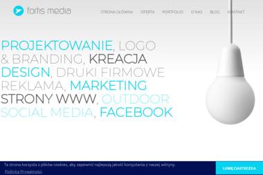 FORTIS MEDIA - agencja reklamowa - Programowanie Rzeszów