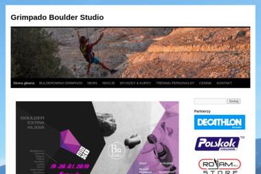 GRIMPADO TECH MARCIN WOŹNIAK - Montaż płyt warstwowych STRASZYN