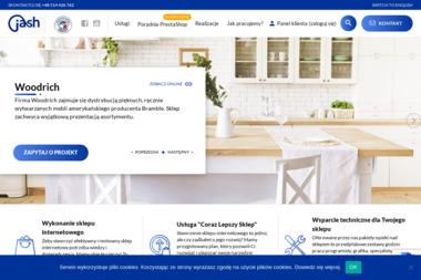Jash Technologie Sp. z o.o. - Promocja Firmy w Internecie Łysomice