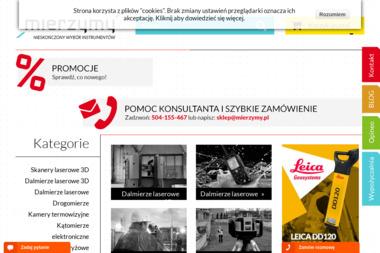 Mierzymy.pl - Narzędzia Dębe Wielkie