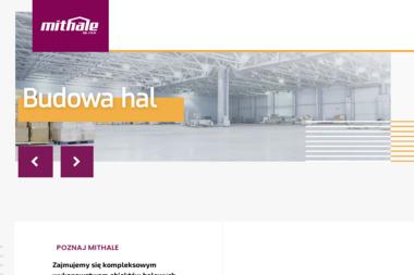 MITHALE SPÓŁKA Z OGRANICZONĄ ODPOWIEDZIALNOŚCIĄ - Firma Zbrojarska Warszawa