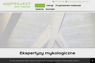 Mykoprojekt Marta Falacińska - Odwodnienie Domu Warszawa