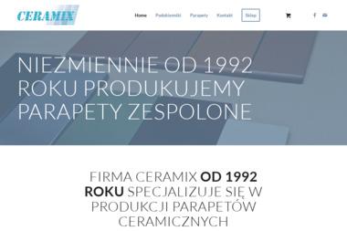 Ceramix s.c S.Wierzbicka W.Białowąs - Drzwi Zewnętrzne Wrocław