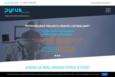 Agencja Reklamowa Pyrus Studio - Kosze prezentowe Poznań