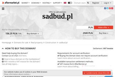 Sadbud Łukasz Sadzik - Projektowanie instalacji sanitarnych Myślenice