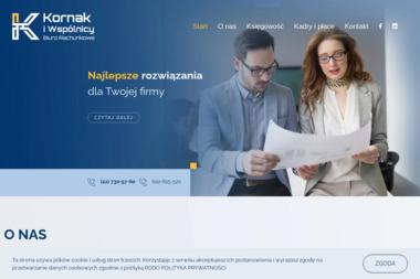 """Biuro doradztwa Podatkowego """" Kornak i Wspólnicy"""" Sp. J. - Usługi Prawne Pruszków"""