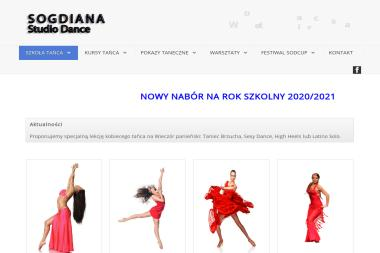 Szkoła Tańca Orientalnego Sogdiana - Trener biegania Poznań