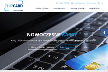 ChipCard - Wizytówki na Zamówienie Katowice