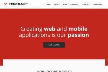 Fractal Soft - Portale internetowe Gliwice